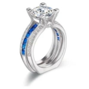Jewelry - CERTIFIED 2.50 cttw Diamond Ring